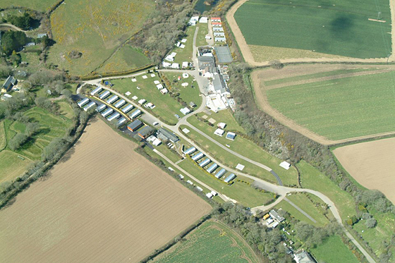 Calloose from the air